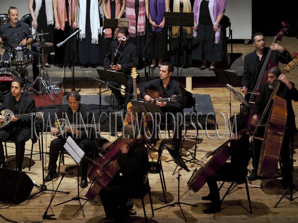 Γιάννενα: Εντυπωσίασε η Συμφωνική Ορχήστρα