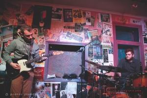 V.E.S trio live στο Θυμωμένο Πορτραίτο