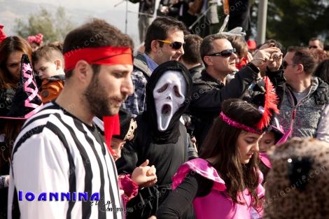 Kαρναβαλικές εκδηλώσεις στην πόλη των Ιωαννίνων